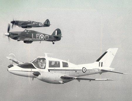 Spitfire Hurricane Comparison Bbmf Spitfire And Hurricane